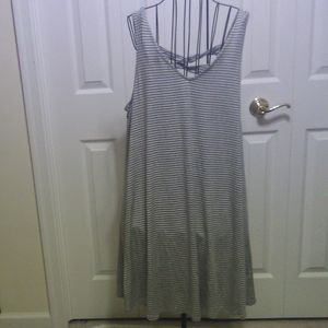Cable and gauge dress
